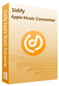 Sidify Apple Music Converter box