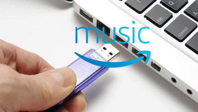 How to Transfer Amazon Music to USB Drive | Sidify