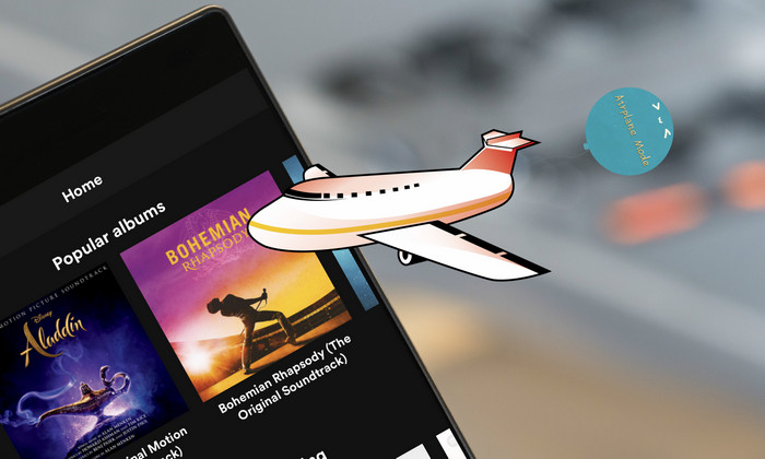 Two Ways to Play Spotify Music in Airplane Mode | Sidify
