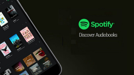 Download Spotify audiobooks