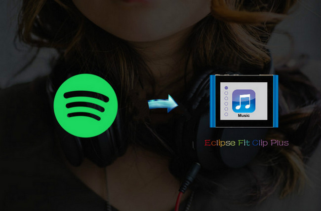 How to Transfer Spotify Music to Eclipse Fit Clip Plus MP3 Player