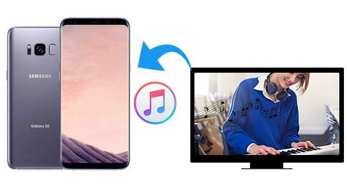 How to Enjoy Apple Music on Samsung Galaxy S8? | Sidify