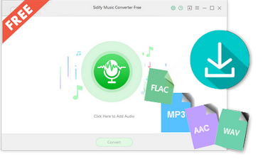 Sidify Music Converter Free