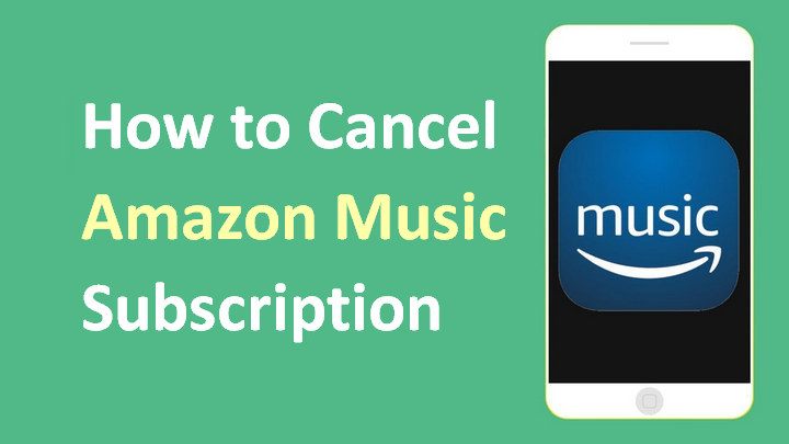 Cancel Amazon Music Unlimited Subscription