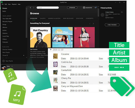 Spotify Music Conveter